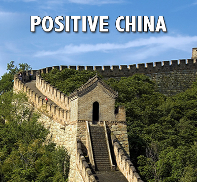 Positive China - Positive Thinking Network - Positive Thinking Doctor - David J. Abbott M.D.