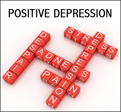 Positive depression - Positive Thinking Network - Positive Thinking Doctor - David J. Abbott M.D.
