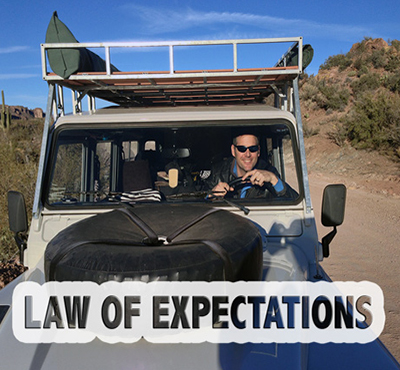 Law of Expectations - Positive Thinking Network - Positive Thinking Doctor - David J. Abbott M.D.