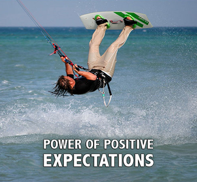 Power of Positive Expectations - Positive Thinking Network - Positive Thinking Doctor - David J. Abbott M.D.