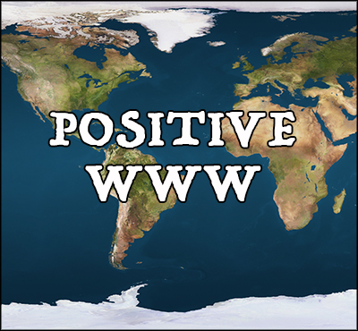 Positive WWW - Positive Thinking Network - Positive Thinking Doctor - David J. Abbott M.D.