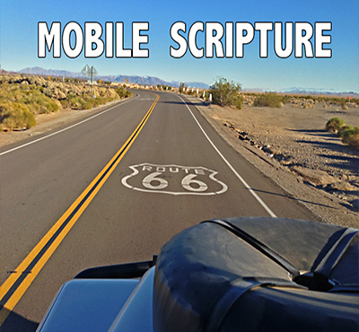 Mobile Scripture - Positive Thinking Network - Positive Thinking Doctor - David J. Abbott M.D.