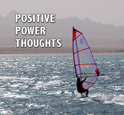 Positive Power Thoughts - Positive Thinking Network - Positive Thinking Doctor.com - David J. Abbott M.D.