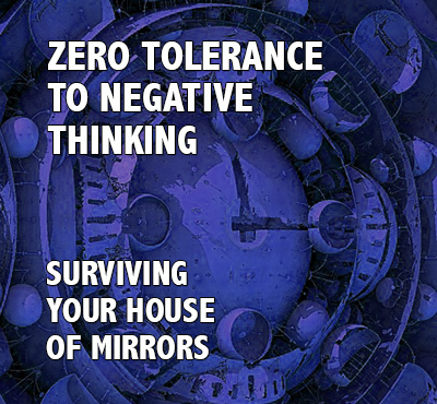 Zero Tolerance to Negative Thinking - Positive Thinking Doctor - David J. Abbot M.D.